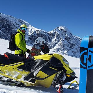 snowmobiling 2